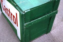 Genuine Castrol Z Oil Tin Packing Crate