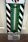 Genuine Duckhams Adcoids Enamel Wall Thermometer