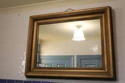 Gilt Framed Mirror