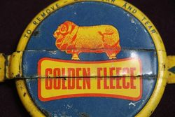 Golden Fleece Drum Cap