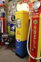 Golden Fleece Petrol Pump