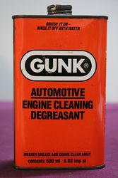 Gunk 500ml Engine Cleaning Degreaser Tin