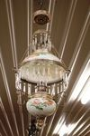 Hanging Oil Lamp