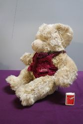 Harrods 1996Christmas Bear