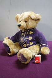 Harrods Christmas 2000 Bear
