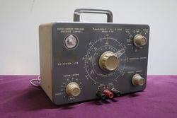 Heathkit Meter Model C3U