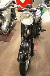 Historic 1948 BSA M21 591cc Single Motorcycle