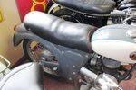 Historic 1958 Francis Barnett Plover 150cc Motorcycle