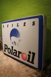 Huiles Polaroil Double Sided Light Box