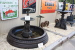 Ibis 2 Tiered Cast Iron Fountain