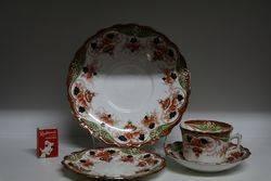 JH Cope + Co 36 Pieces Tea Set C1910