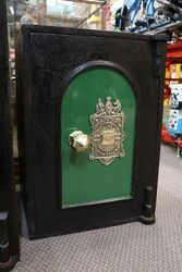John and Jos Taunton Antique Birmingham Safe