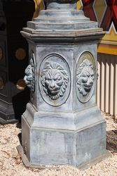 Large Ashton Cast Iron 2 Tier Fountain