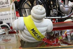 Large Michelin Rubberoid Figure