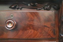 Large Victorian Mahogany Chest of Drawers C1850