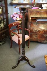 Late 19th Century Mahogany