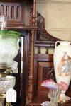 Late 19th Century Walnut Mirror Backed Sideboard C1898