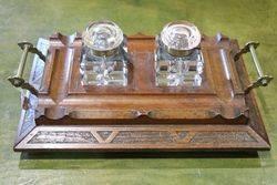 Late Victorian Desk Set
