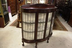 Lead Light Cabinet