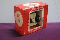 Little Betty Sewing Machine