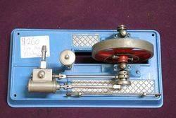 Live Steam Piston Engine