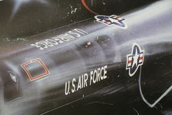 Lockheed Blackbird Sign