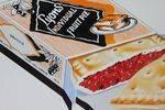 Lyons Fruit Pies Enamel Sign