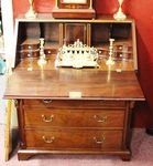 Mahogany 3ft Fall Front Bureau C20th