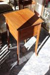 Mahogany Inlayed Sewing Box