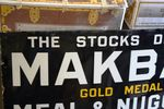 Makbar Farming Enamel SignArriving Nov