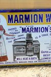 Marmion Works Stoves Pictorial Advertising Sign