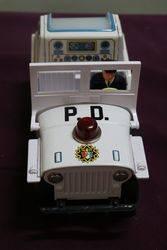 Masuday of Japan TVPatrol Jeep