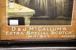 McCallums Scotch Whiskey Advertising Card