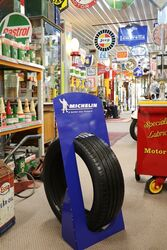 Michelin Advertising Single Tyre Rack