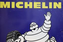 Michelin Aluminium Advertising Sign
