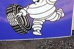 Michelin Pictorial Near Mint Double Sided  Enamel Sign