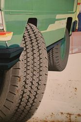 Michelin XCA Radial Tyre Tin Sign