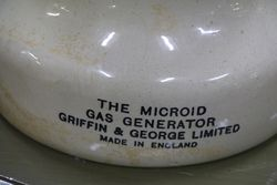 Microid Gas Generator By Griffin and George Ltd