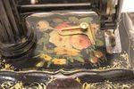 Mid Victorian Cast Iron Empire Sewing Machine
