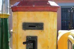 Millbro Model B Manual Petrol Pump For Restoration