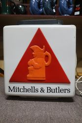Mitchells and Butlers Pub Light Box