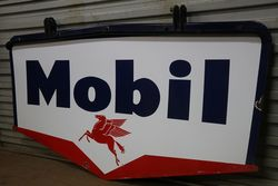 Mobil Double Sided Pegasus Ename