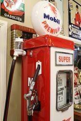 Mobil Petrol Pump