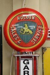 Modern Holden Sales and Service  Garage Lightbox