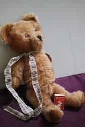 Mohair Bear Jointed Body