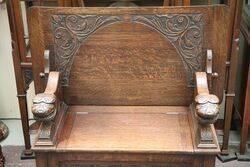 Monks Bench