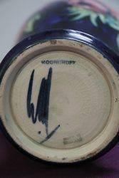 Moorcroft Anemone Vase C194753 By Walter Moorcroft