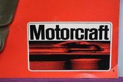 Motorcraft Sign