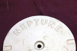 Neptune Cast Iron Tank Cover