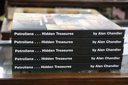 New Alan Chandler Petroliana Hidden Treasures Book